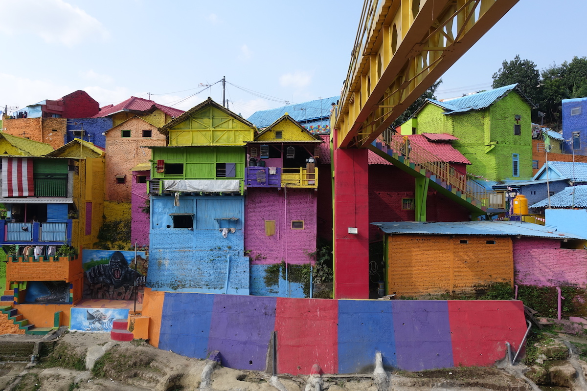 Malang: Villages With all the Colour of the rainbow